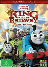 Thomas & Friends - King Of The Railway   New, ExRetail Stock, Genuine D62,D169