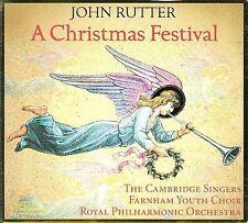 John Rutter: A Christmas Festival CD NEW