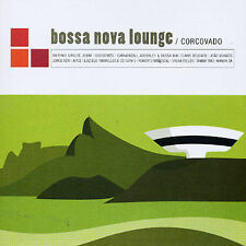 Bossa Nova Lounge: Corcovado - Various Artists (CD, Sep-2002, Dubas Musica)