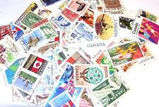 STAMPS Used Postage Collectors Packets CANADA