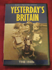 YESTERDAYS  BRITAIN  ( THE1940s )  A  READERS DIGEST  DVD