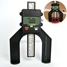 80mm Range Vertikal Horizontal Mini Stehrand Magnetic Tiefenmesser Meter