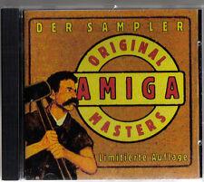ORIGINAL AMIGA MASTERS (DER SAMPLER - LIMITIERTE AUFLAGE) / DSB 1993 - NEUWERTIG