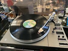 Vintage Philips  877 Electronic Direct Control Turntable w/ ortofon ff15E MK ll