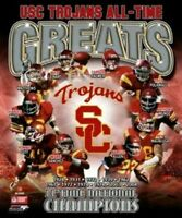 """USC Trojans Football All Time Greats Composite Photo (8"""" x 10"""")"""