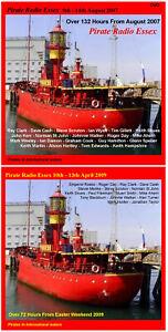 Pirate Radio Essex 2007 & 2009 RSL (Ship LV17)