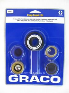 Graco Packing Pump Repair Kit For 1095/1595/5900 248213 248-213