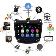 10.1 inch Android 10 car stereo radio 1+16GB MP5 GPS 2003-2007 for Honda Accord