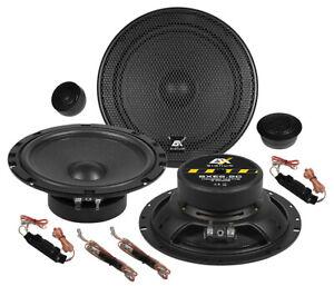 ESX SXE6.2C 16,5cm Lautsprecher  Hochtöner & Frequenzweichen Komposystem