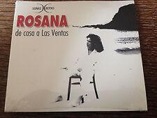 de casa a Las Ventas by ROSANA 3-CD SET (CD, 2007 Rhino) New-Sealed