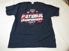 2017 National Championships USA softball Gildan Heavy Cotton S/S T shirt M Youth