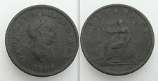 Collectable 1806 George III Half Penny Coin