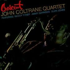 John Coltrane Crescent LP Vinyl 33rpm Jazz