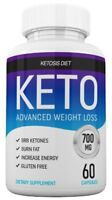 Keto - Weight Loss Ketogenic Diet Supplement - BUY ONE, GET ONE MONTH FREE