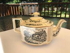 Sadler Special Edition Riverside Teapot