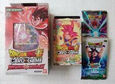More details for new dragon ball super card game bundle factory sealed (4 items)