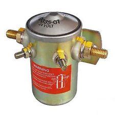 Durite - Solenoid Continuous 100 amp 24 volt - 0-335-07