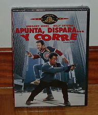 APUNTA,DISPARA...Y CORRE DVD NUEVO PRECINTADO ACCION THRILLER POLICIACO R2