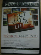 Max Lucado/Outlive Your Life Worship Elements
