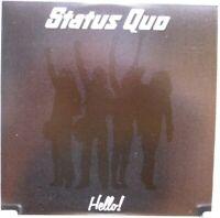 STATUS QUO + CD + Hello! + Album mit 9 Songs + Special Edition mit Bonus Track +