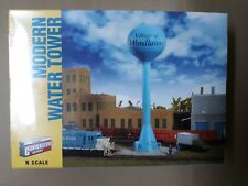 Walthers N Scale Modern Water Tower Kit