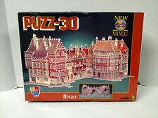 PUZZ 3D PUZZLE ALSACE 959 PIECES BY WREBBIT BRAND NEW OPEN BOX