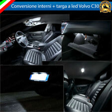 KIT FULL LED INTERNI VOLVO C30 CONVERSIONE COMPLETA + LUCI TARGA 6000K