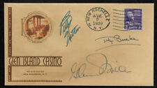 Glenn Miller Glen Island Casino Collector's Envelope Repro Autograph *OP1273