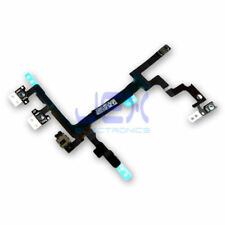 Power Flex Cable for Iphone 5/5G 16GB/32GB/64GB Volume/silent/Power/Mic Button