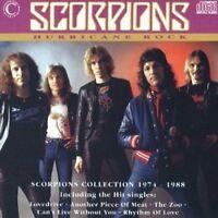 Scorpions Hurricane rock-Collection 1974-1988 [CD]
