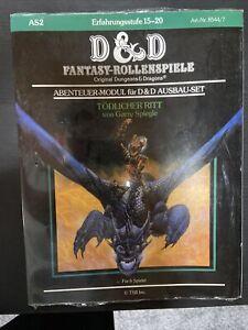 D&D - Tödlicher Ritt - Dungeons & Dragons - As2 - Neu OVP