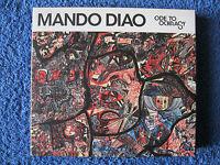 2 Musik CD Digi Mando Diao Ode To Ochrasy Deluxe Limited Edition Josephine