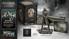 Assassin's Creed Syndicate Charing Cross Collector's Edition (Xbox one,Pal, New)