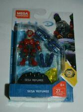 MEGA CONSTRUX HALO HEROES SESA 'REFUMEE GCM26 27 PCS. SERIES 9