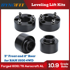 "3"" front + 2"" rear Full Leveling Lift Kit Fit 2009-2018 Dodge Ram 1500 4WD"