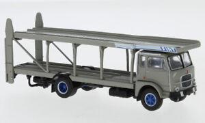 Brekina 58478 - 1/87 Fiat 642 Autotransporteur, Fiat, 1962 - Neuf