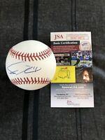 Yu Darvish Signed Autographed ROMLB Baseball Auto San Diego Padres JSA COA