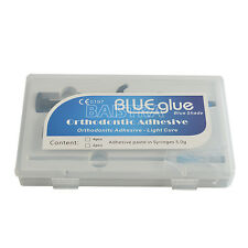 AU Orthodontic Dental Light Cure Blue Glue Intro Kit Adhesive Direct Bonding HOT