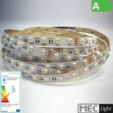 1,2m RGB LED Stripe Flessibile Strisce adesive con 72 LED Smd Barra leuchtband 12v