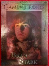 GAME OF THRONES - BRAN STARK - Season 4 - FOIL PARALLEL Card #41