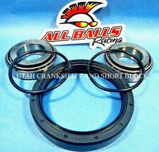 NEW POLARIS FRONT WHEEL BEARING AND SEAL KIT ALL BALLS RACING 87-09 1987-2009
