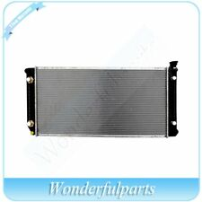 RAD1520 2 ROW Aluminum Radiator for Chevy GMC Truck 1988-2000 5.7L Brand New