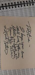 Frank Sutton Autograph