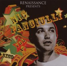 Renaissance Presents Nic Fanciulli Vol. 2 (NEW 2 x CD) Bent Underworld Jakatta