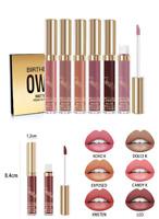 6 Set Fashion KYLIE Jenner Birthday Edition Matte Liquid Lipstick-FREE SHIPPING
