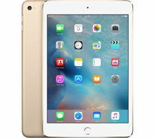 Apple iPad Mini 4 Wifi + Cellular 16GB 128GB GREY Gold