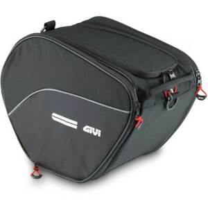 Sac Tunnel Maxiscooter Noir GIVI EA105B Piaggio 400 MP3 c. -à- Lt Tour 2011-2011