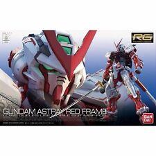 BANDAI RG 1/144 MBF-P02 GUNDAM ASTRAY RED FRAME Model Kit Gundam SEED Astray