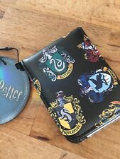 PRIMARK OFFICIAL HARRY POTTER HOGWARTS ID TRAVEL CREDIT CARD HOLDER WALLET BNWT