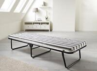 Double Folding Bed Breathable Airflow Mattress Fold Up Lightweight Compact New